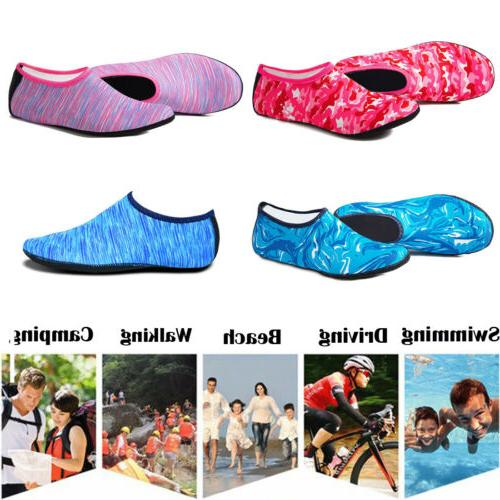 USA Men Shoes Sock Yoga Slip On Surf
