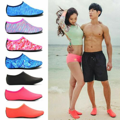USA Men Shoes Aqua Exercise Dance Slip
