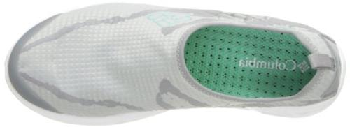 Columbia Women's Ventsock Water Shoe, Shore, 8.5 M US