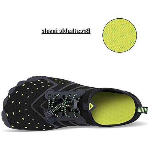 WXDZ Water Sports Barefoot Shoes for Pool Walking Running
