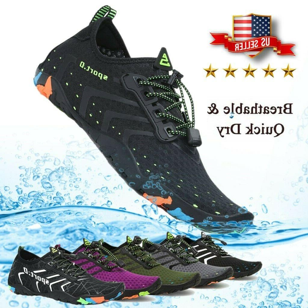 water shoes quick dry barefoot for swim