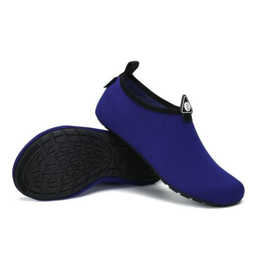 SAGUARO Sport Shoes on Aqua Socks Swim