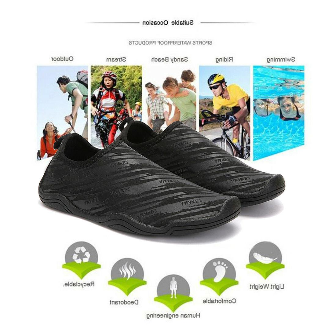 Women Shoes Quick Slip-on Diving Sneakers