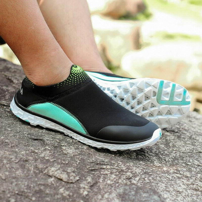 Women Quick Drying Aqua Water Shoes Athletic Sport Sneakers