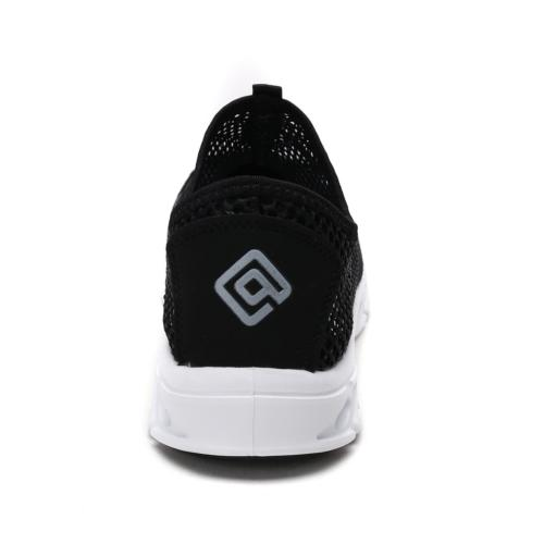 DREAM PAIRS Black White Athletic On Shoes Size 5