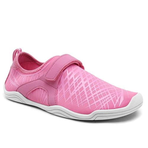 DREAM PAIRS Women's 160930-W Pink Slip On Athletic Water Sho