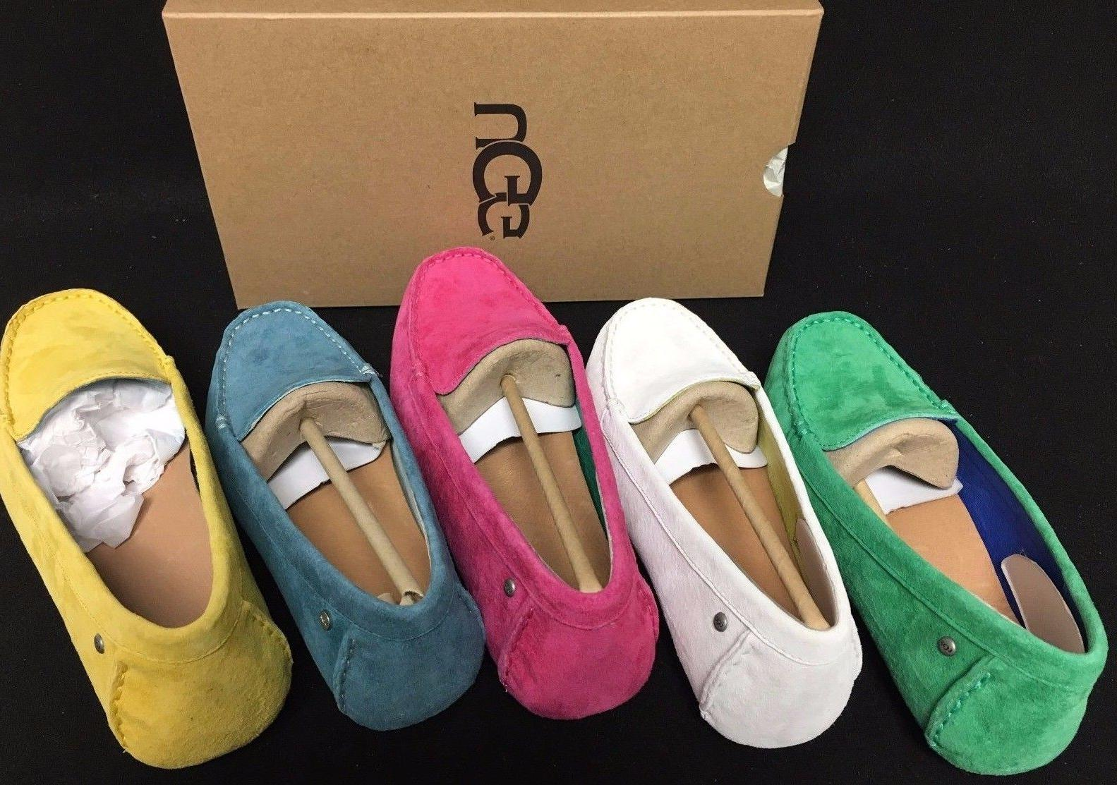 UGG Water Suede Loafers 1016766 Flats Shoes