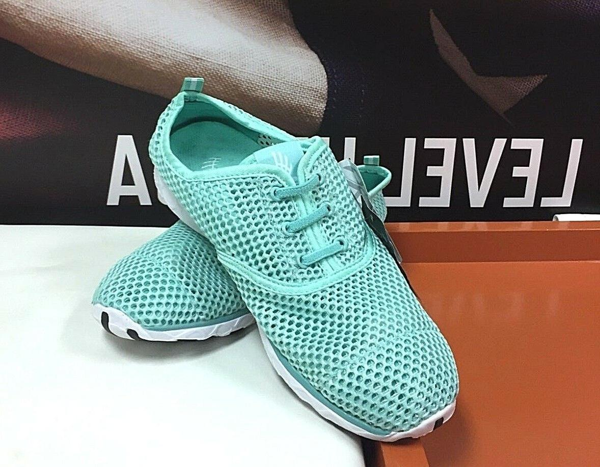 ALEADER Women's Quick Drying Aqua Water Shoes NEW