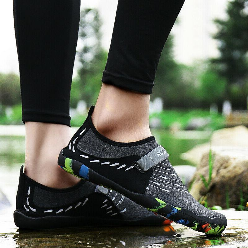 women water shoes quick dry adult beach