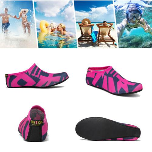 Womens Barefoot Water Shoes Beach Swim Exercise