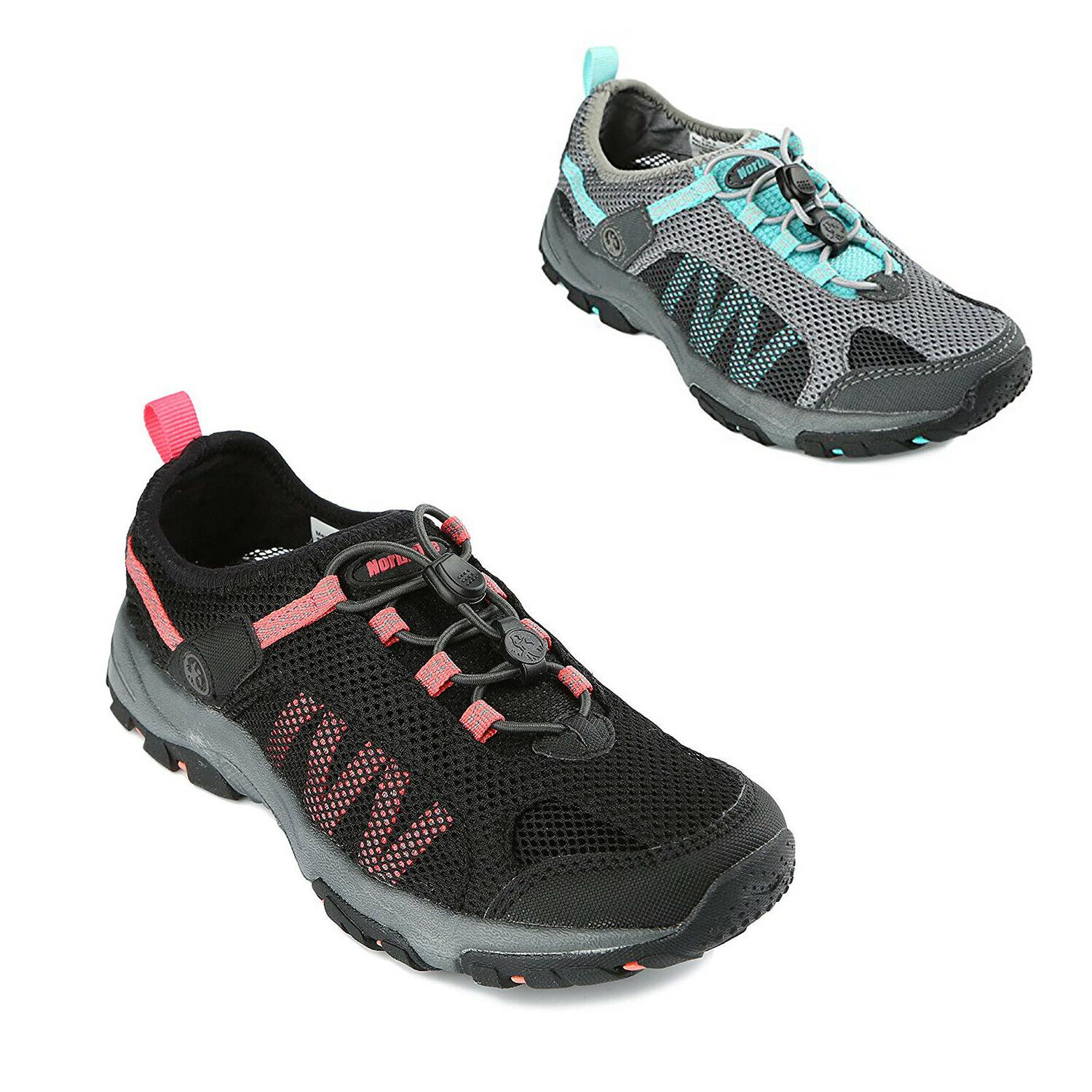 womens hiking shoes niagara water shoes grey