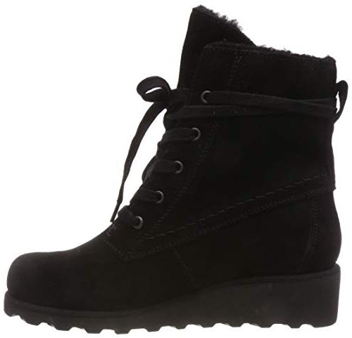 BEARPAW Toe Cold Boots, 8.0