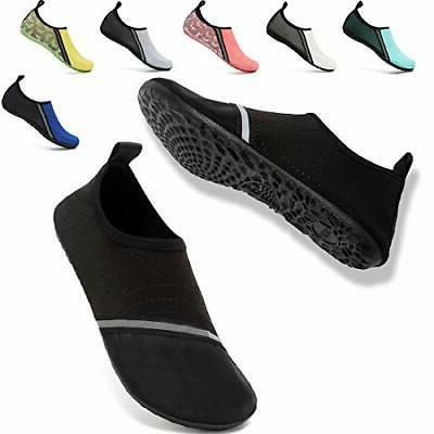 womens mens water shoes adjustable socks outdoor