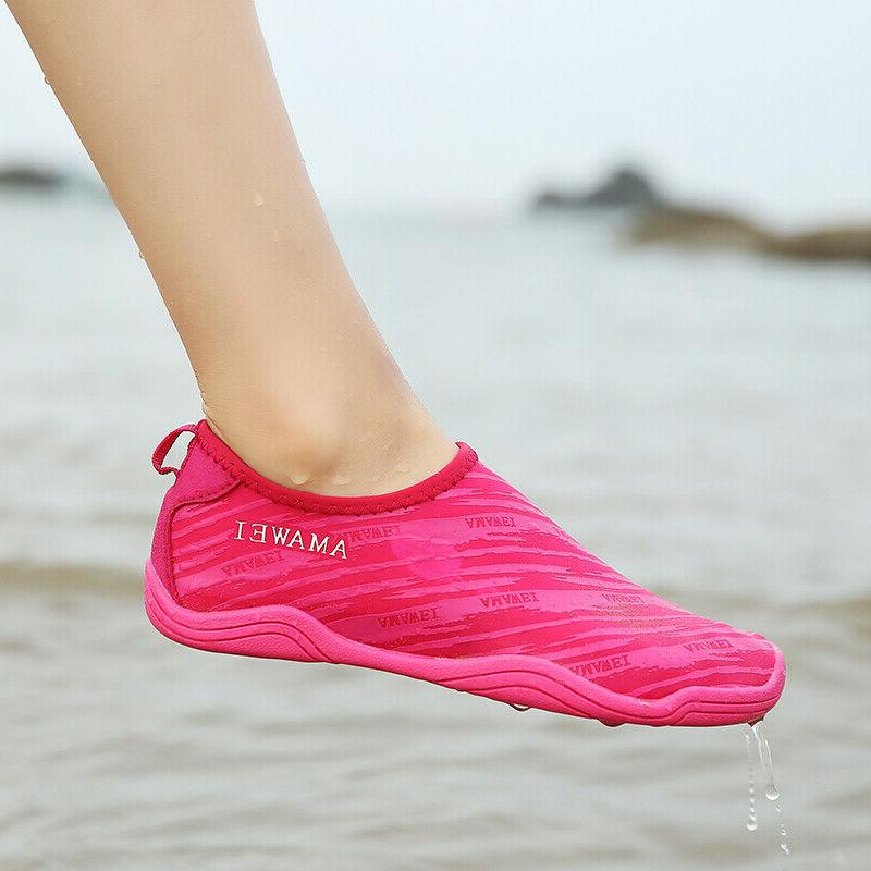 womens water sport shoes barefoot quick dry