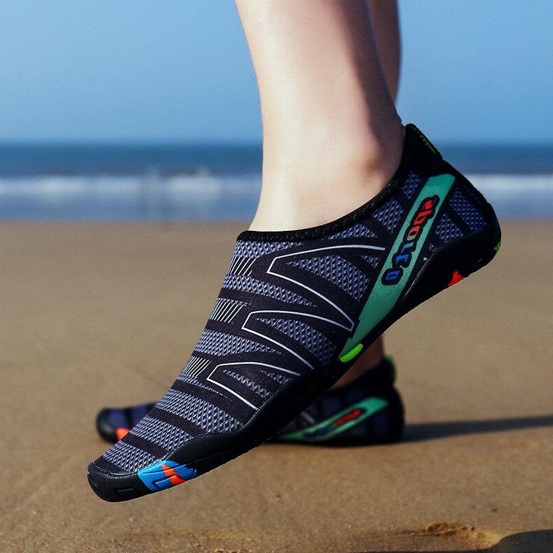 Womens Shoes Aqua Beach Exercise
