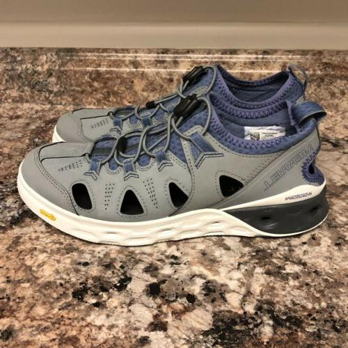Merrell Womens Sieve Monument Water Shoes Size 8.5