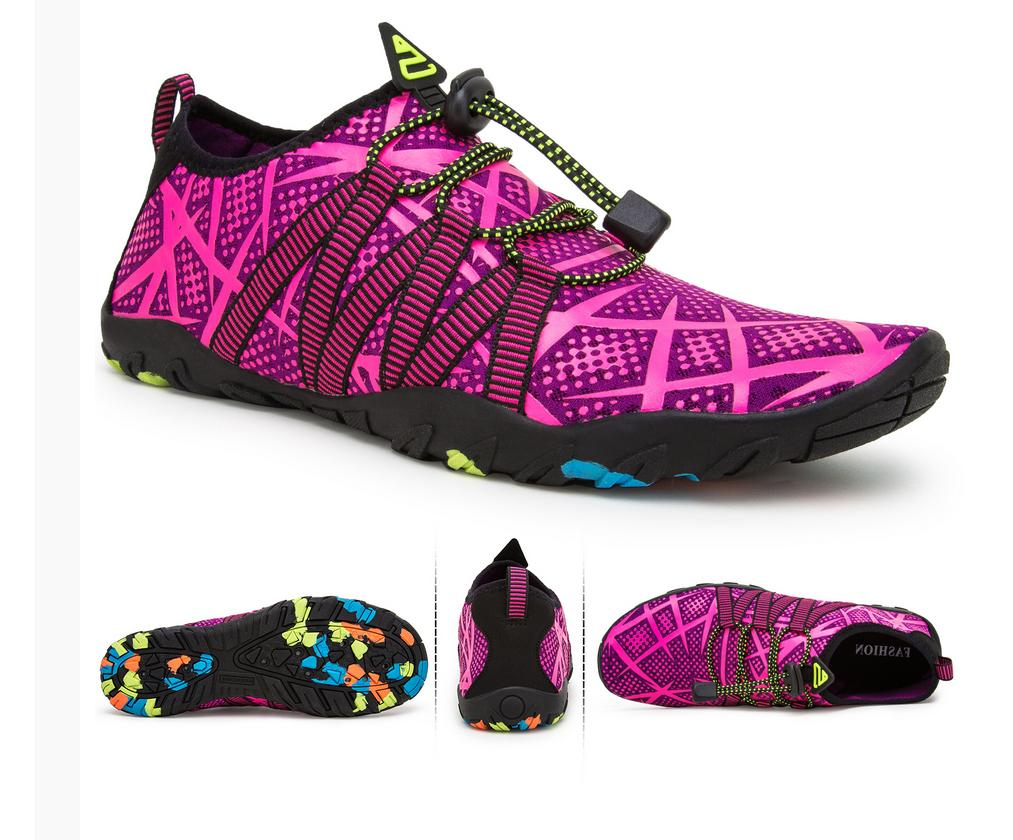 womens water shoes barefoot quick dry beach