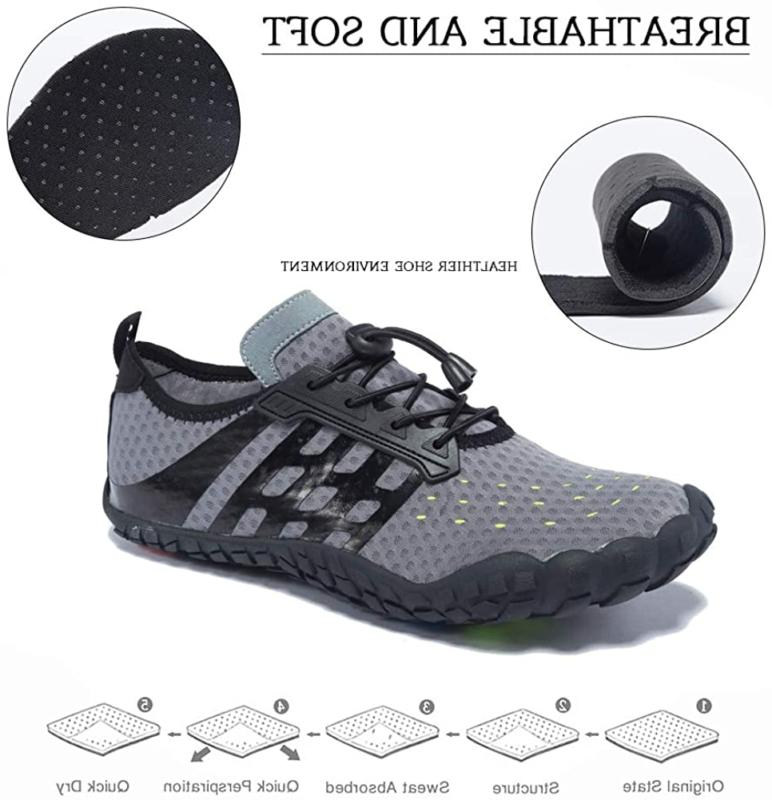 Womens Beach Barefoot Shoes for Walking