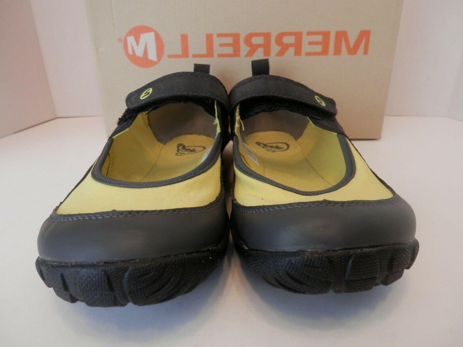 Merrell Yellow/Black Pure Water
