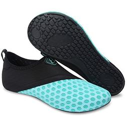 Barerun Barefoot Shoes for Water Sport Beach Pool Camp Blue