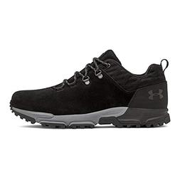 Under Armour Men's Brower Low Waterproof Hiking Boot, Black