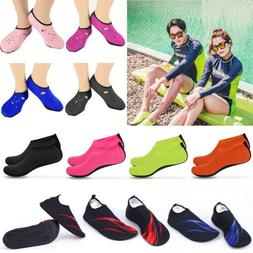 men women skin water shoes aqua beach