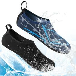 Men Women Aqua Water Shoes Barefoot Socks Quick-Dry Beach Sw