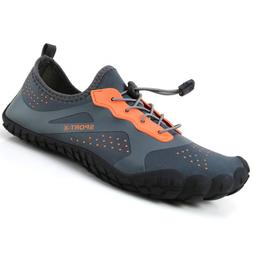 LINGTOM Mens Womens Aqua Water Shoes Quick Dry Barefoot Spor