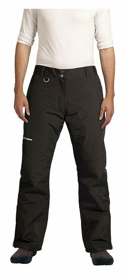 Arctix Men's Mountain Ski Pant, Black, Small