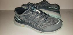 MW36 New Merrell Bare Access 5 Water Trails Running Shoes Wo