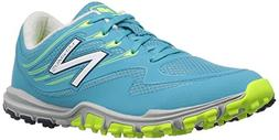 New Balance Women's nbgw1006 Golf Shoe, Blue, 9.5 B US