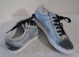 NEW UGG Tomi Womens Water Resistant Leather Sneakers Shoes 7
