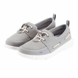 NEW - Women's Speedo Port Water Boat Shoes River Lake Tracti