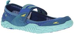 Speedo Womens Offshore Strap Athletic Water Shoe, Blue, 8 C/