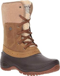 The North Face Shellista Roll-Down Women | Golden Brown/Coff