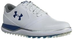 Under Armour Women's Performance Spikeless Golf Shoe, White