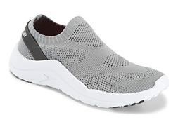 Speedo Women's Surf Knit Ultra Water Shoe, Grey, 6 Regular U