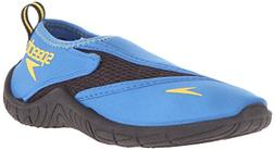 Speedo Kids Surfwalker Pro 2.0-K, Blue/Black, 5