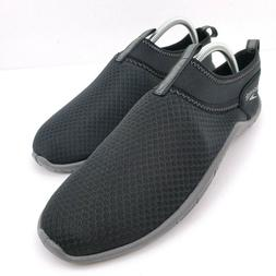 Speedo Tidal Cruiser Mens Size 8 Black Slip On Water Shoes