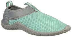 Speedo Women's Tidal Cruiser Watershoe, Frost Grey, 8 Regula