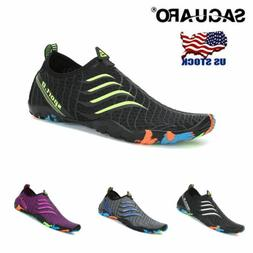 Unisex Men Women Water Shoes Skin Aqua Socks Surf Sport Beac