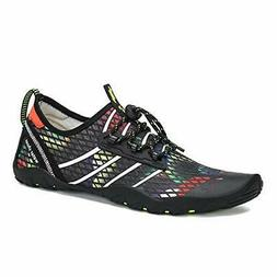Unisex Water Shoes Quick-Dry Beach Swim Yoga River Colorful/