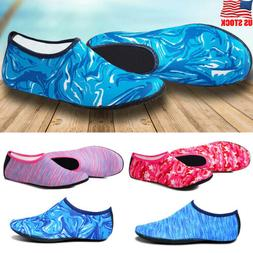 usa men women water shoes aqua sock