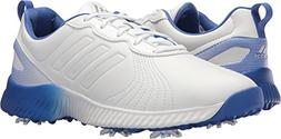 adidas Women's W Response Bounce Golf Shoe, FTWR White/hi-re