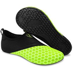 Barerun Mens Womens Water Shoes Barefoot Aqua Socks for Wate