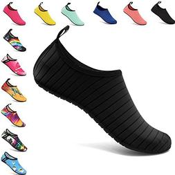 VIFUUR Water Sports Shoes Barefoot Quick-Dry Aqua Yoga Socks