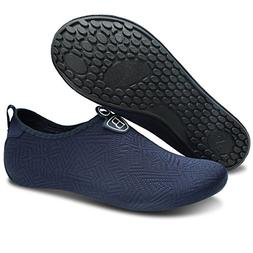 Barerun Mens Womens Water Shoes Barefoot Quick-Dry Aqua Sock