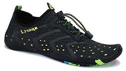 PENGCHENG Water Sports Shoes Men Women Beach Swim Barefoot S