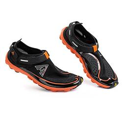 YIZER Water Shoes, Men Women Super Lightweight Breathable Me