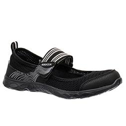 ALEADER Womens Water Shoes Mary Jane Comfort Walking Sneaker